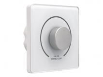 BW01-10 Rotary Single color Wall Switch